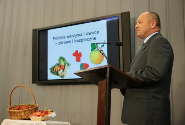 Warzywa cały czas są pod kontrolą polskich inspekcji.