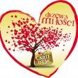 Drzewa Miłości Carte d'Or w Krakowie już w najbliższą sobotę