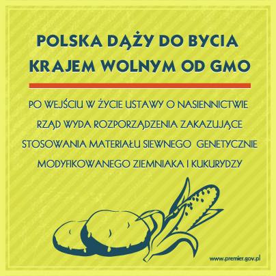 GMO – obalamy mity