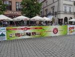 Teekanne na 13. Cracovia Maratonie.JPG
