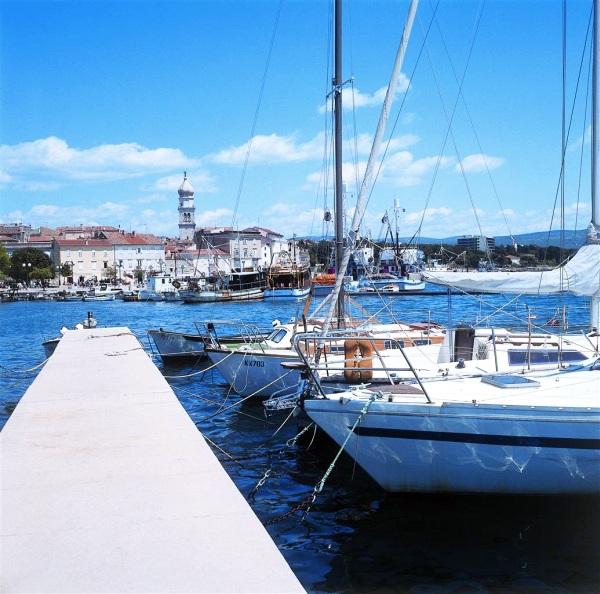Chorwacja — raj dla żeglarzy