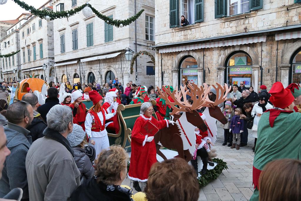 Zima w Dubrowniku i Splicie  – niezapomniany grudzień nad Adriatykiem